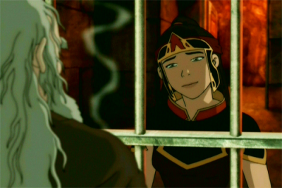 Iroh and Ming Kindness