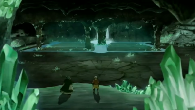 Tunnel Better Place Aang Iroh